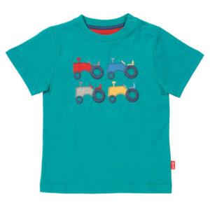 Tractor t-shirt van organisch katoen