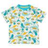Sea life shirt van organisch katoen