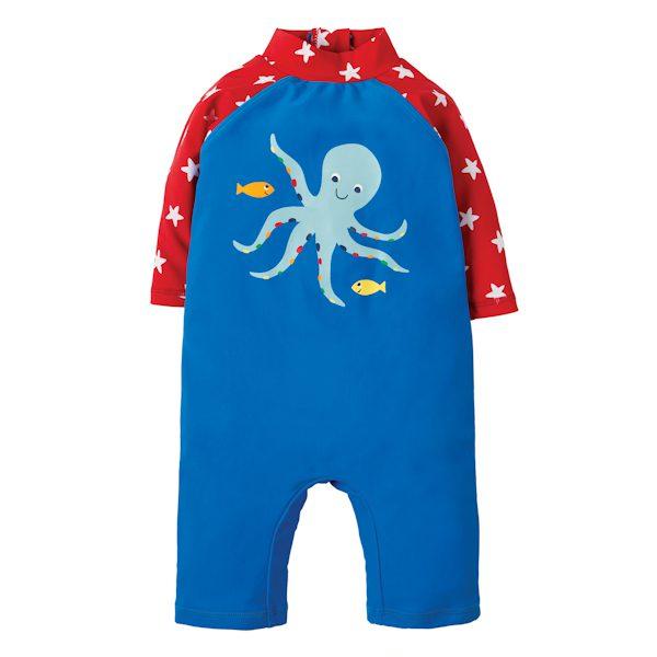 UV50 zwempak met een octopus opdruk