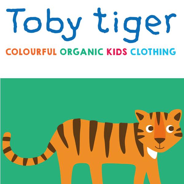 Logo Toby Tiger