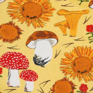 DUNS Shirt lange mouwen Sunflower Yellow