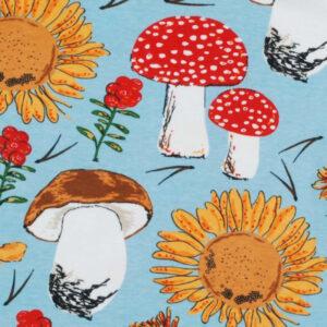 DUNS Shirt lange mouwen Sunflower Blue