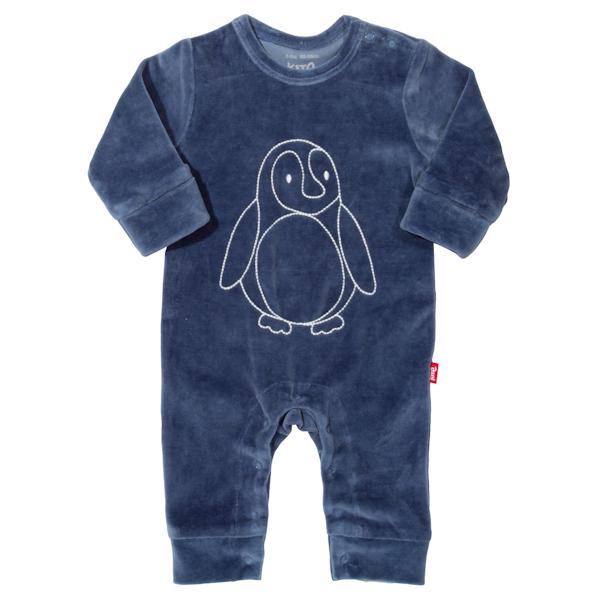 KITE Fluwelig zacht pakje met pinguin