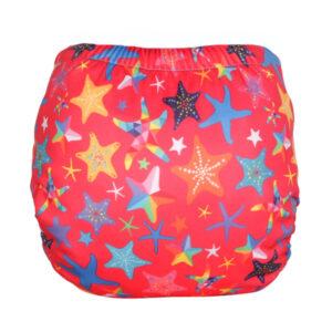 Totsbots zwemluier Little Star maat 2