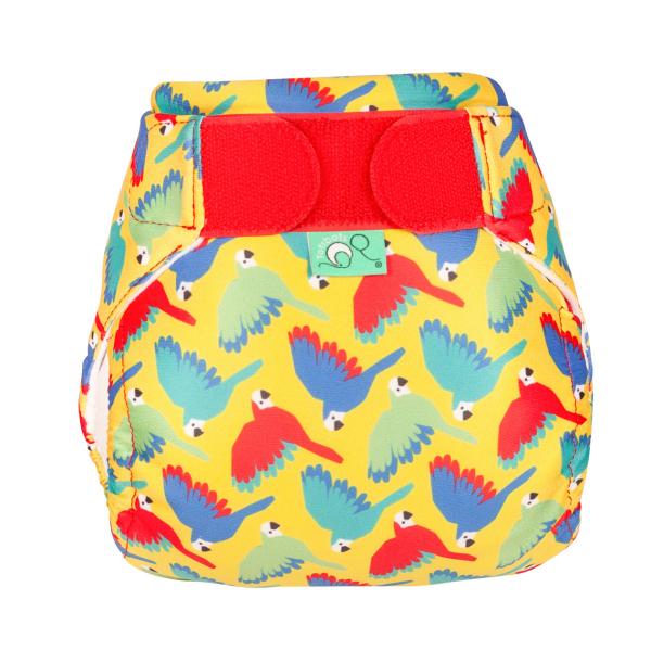 Totsbots zwemluier Bright Yellow Parrots