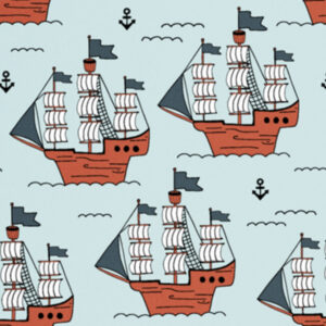 print Pirate Adventures