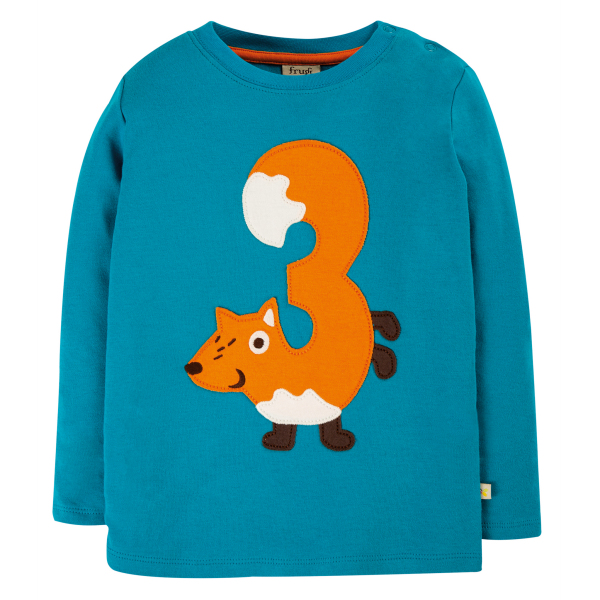 FRUGI Magic Number shirt 3